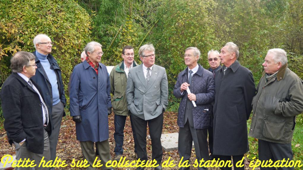 Excursion du 23 octobre 2011