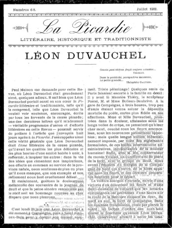 6 La Picardie Juin 1902-1