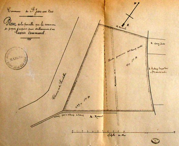Photo 9 - 1896 Plan de parcelle