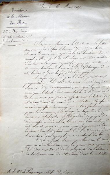 6 mars 1827 1