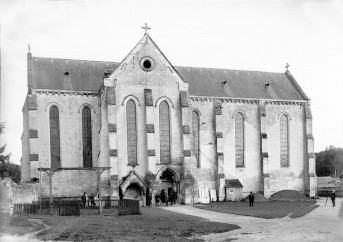 Eglise façade nord