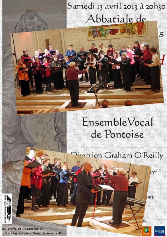 Ensemble vocal