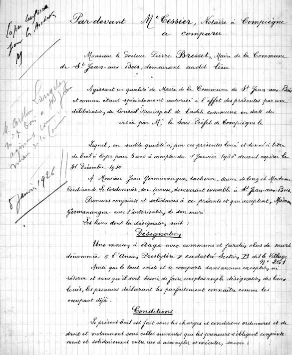 1926-Bail Germanangue