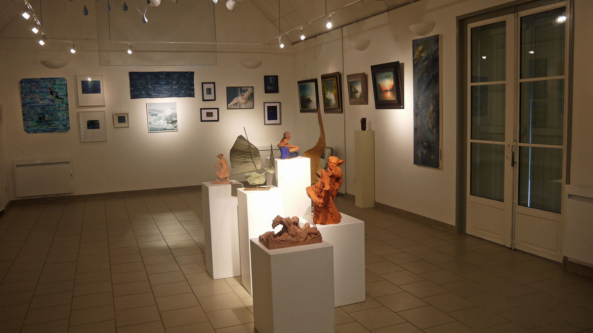 2014 — L'exposition de Saint-Jean et les Arts