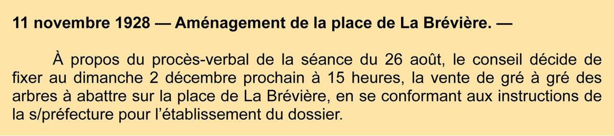 La place de La Brévière (7)