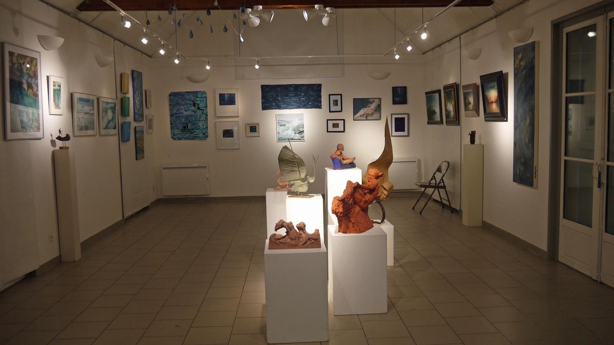 Vues sur l'exposition
