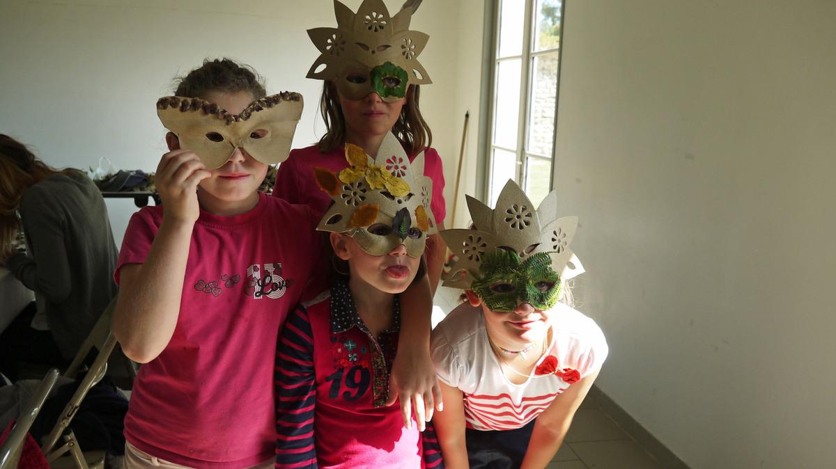Les masques — Samedi après-midi et dimanche matin
