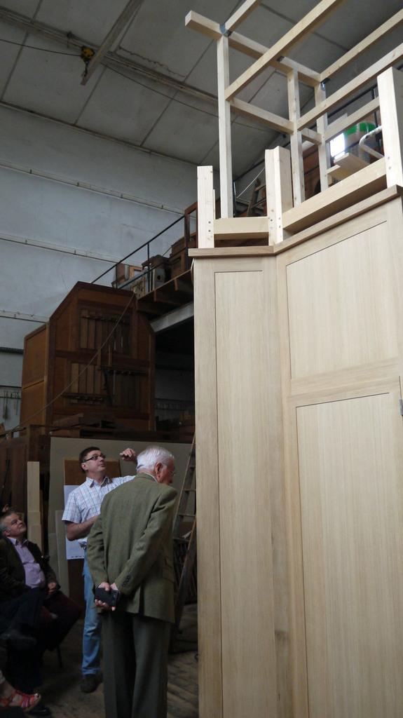 Où en est l'orgue de Saint-Jean? (suite)
