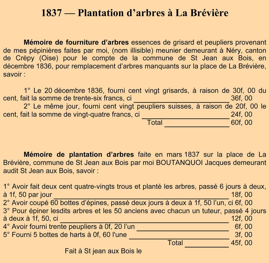 La Plaine de La Brévière (3)