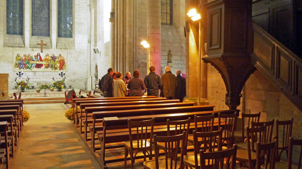 La chorale de Saint-Jean