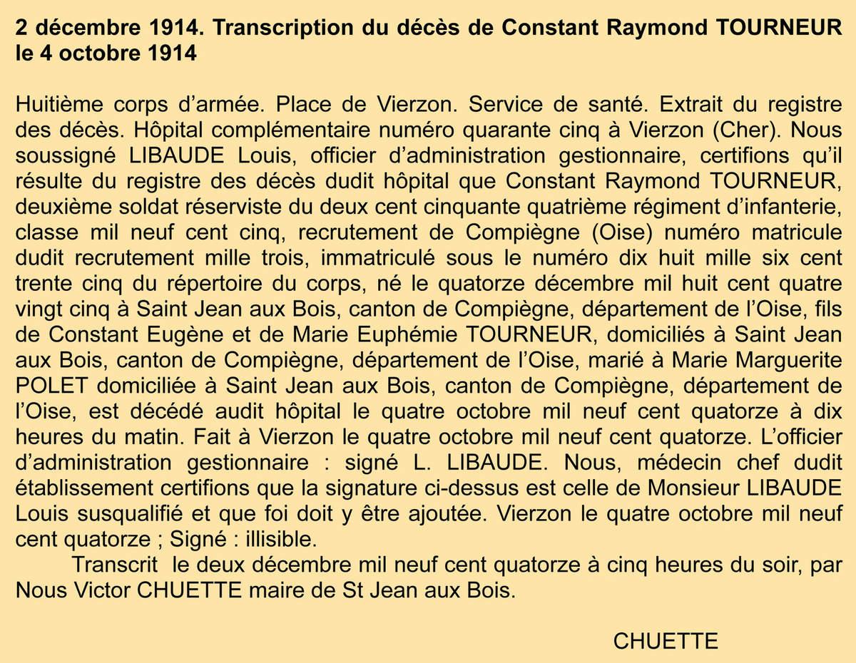 TOURNEUR Constant Raymond