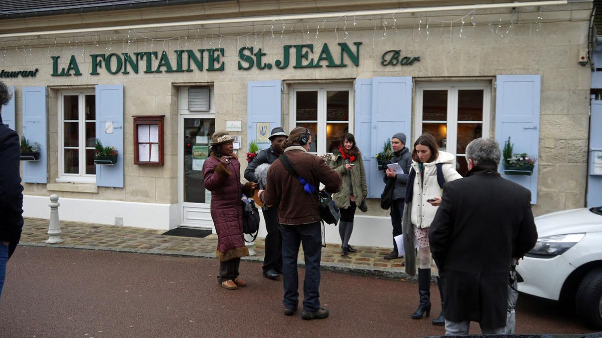 France culture à Saint-Jean