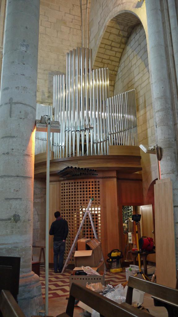 Nouvelles de l'orgue