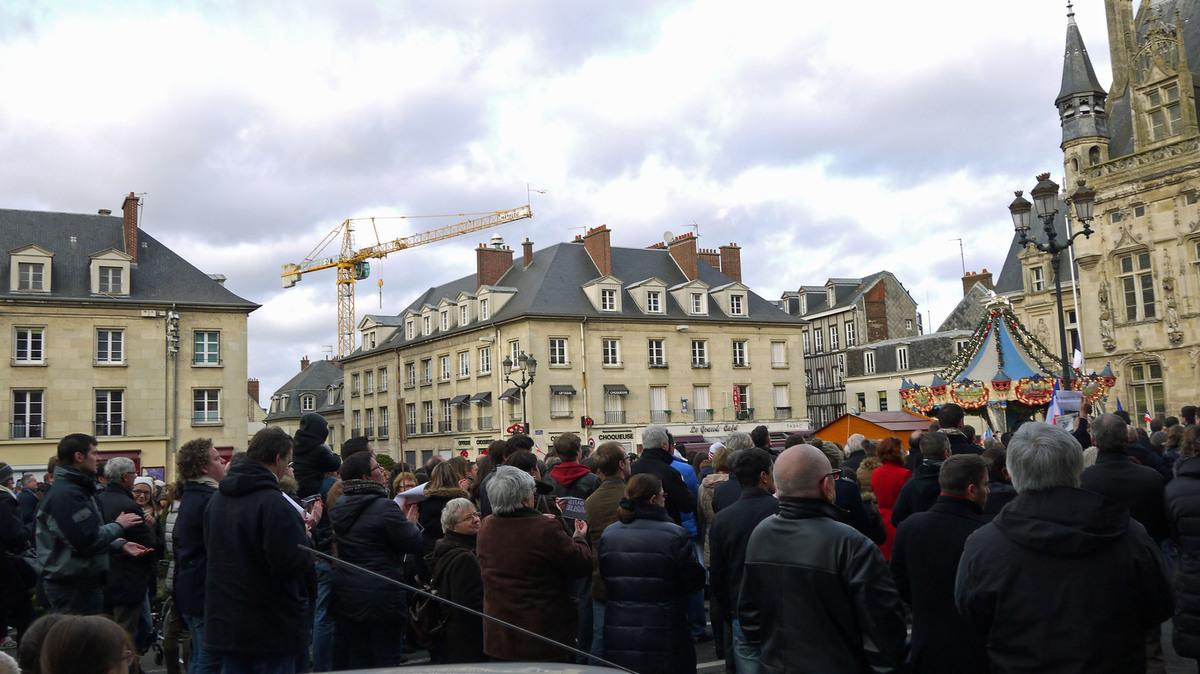 Hier à Compiègne