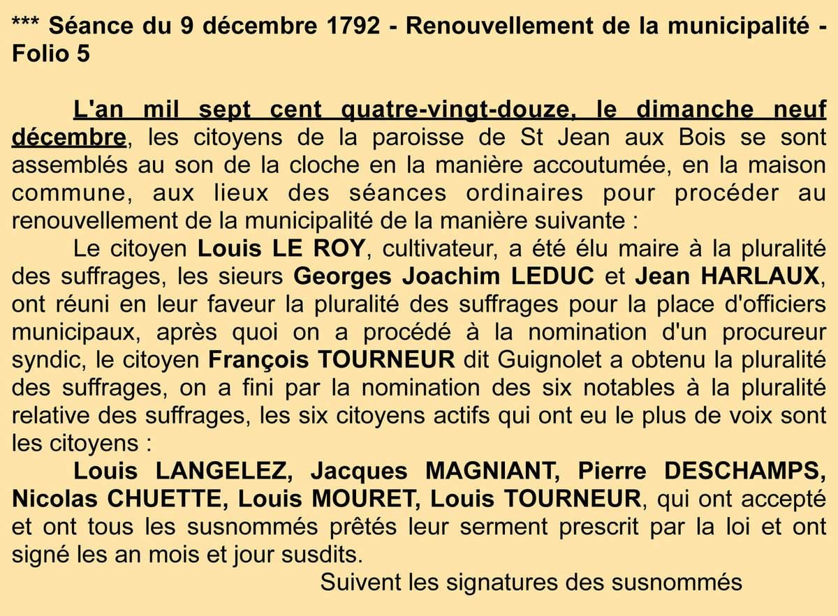 Archives communales - Registre de délibérations 1 D 2