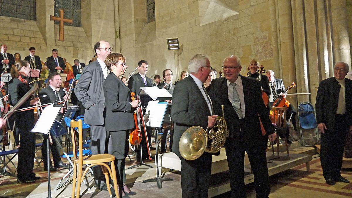 Concert en l'église abbatiale