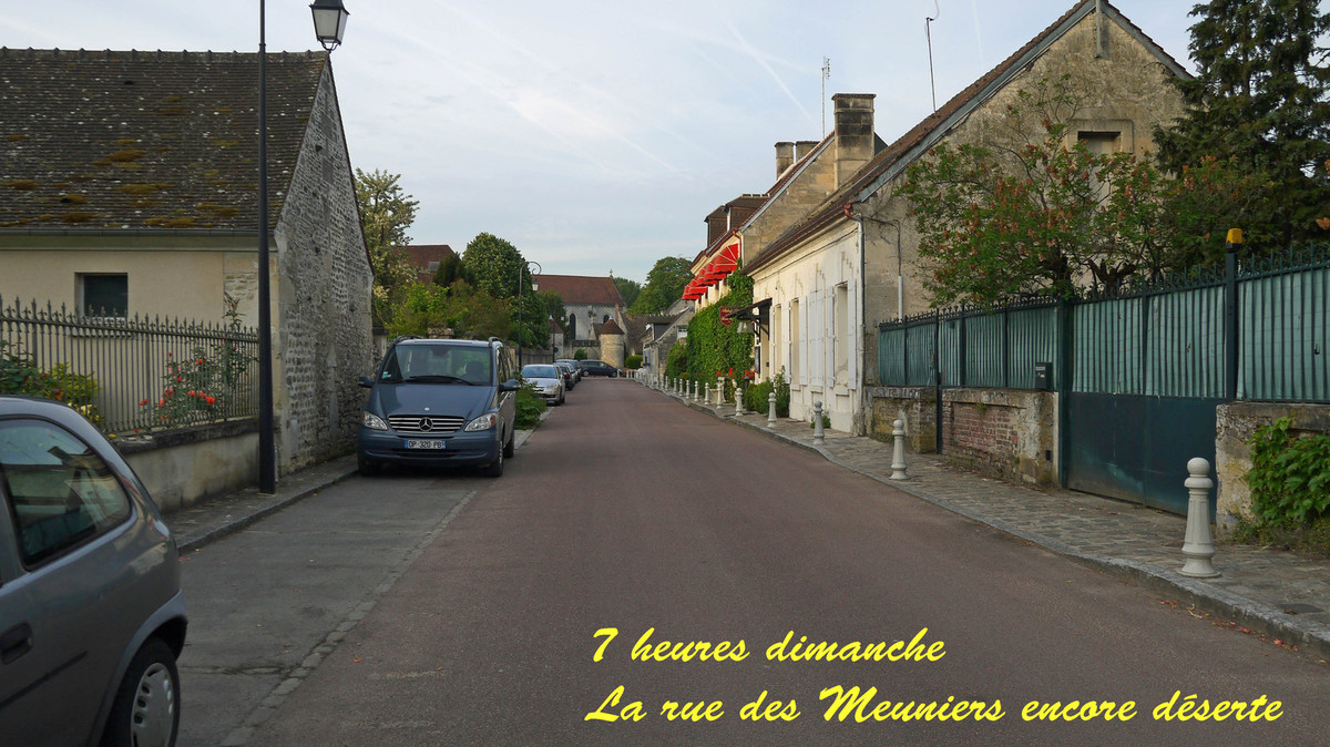 Brocante à Saint-Jean