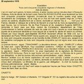 Il y a 100 ans aujourd'hui... - Le blog de niddanslaverdure