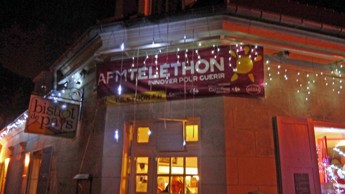 Téléthon à Saint-Jean