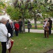 Hommage aux victimes des attentats - Le blog de niddanslaverdure