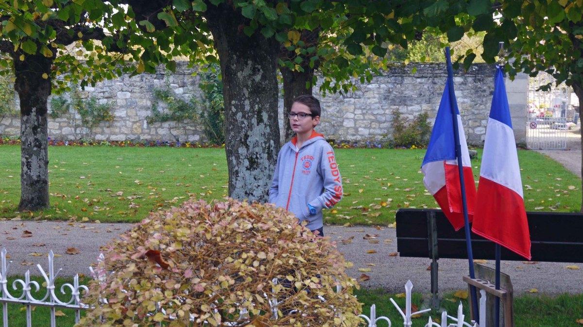 2015 Commémoration du 11 novembre 1918