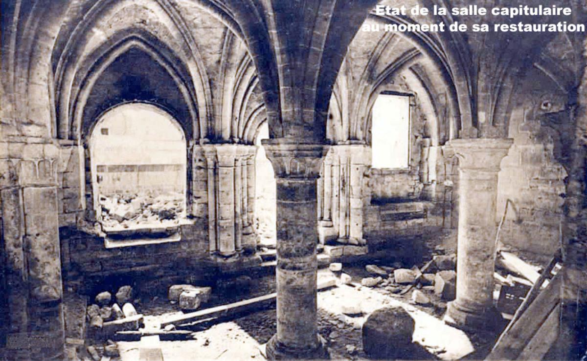 Vente de l'ancien couvent (suite)