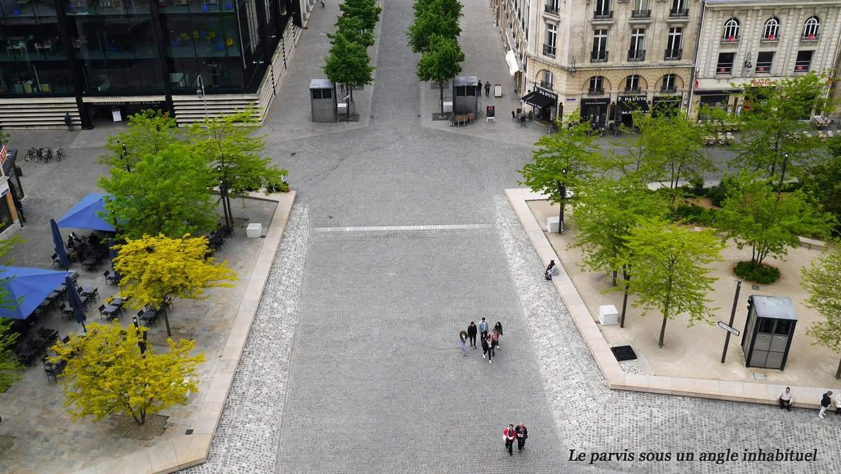 Le voyage à Reims