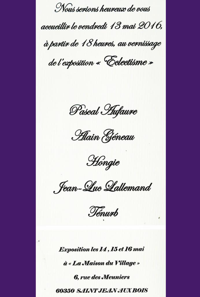 Expo à Saint-Jean
