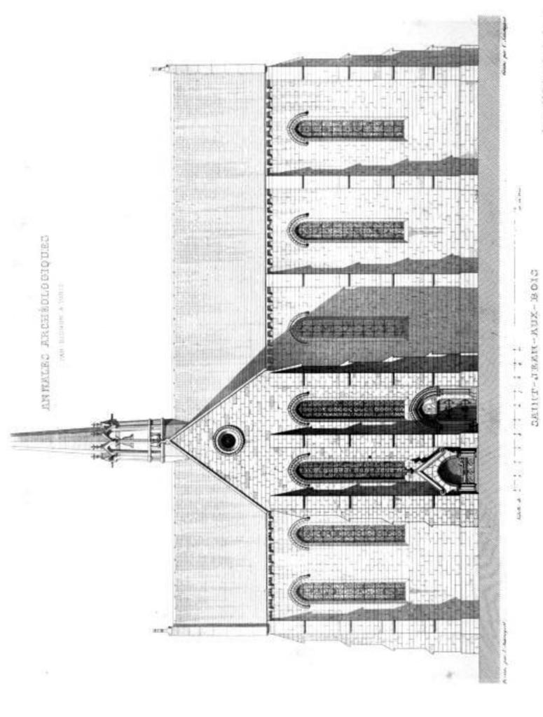 Coût de l'église abbatiale